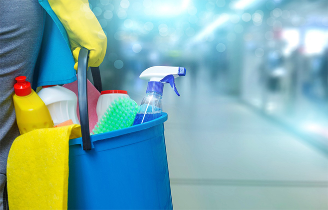 Super tricks for easier home cleaning