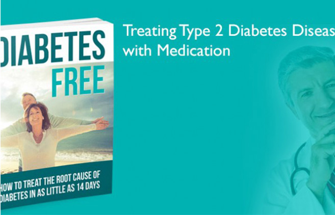 Treating type 2 diabets disease with medication